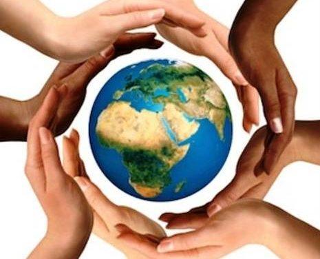 De wereld is één familie