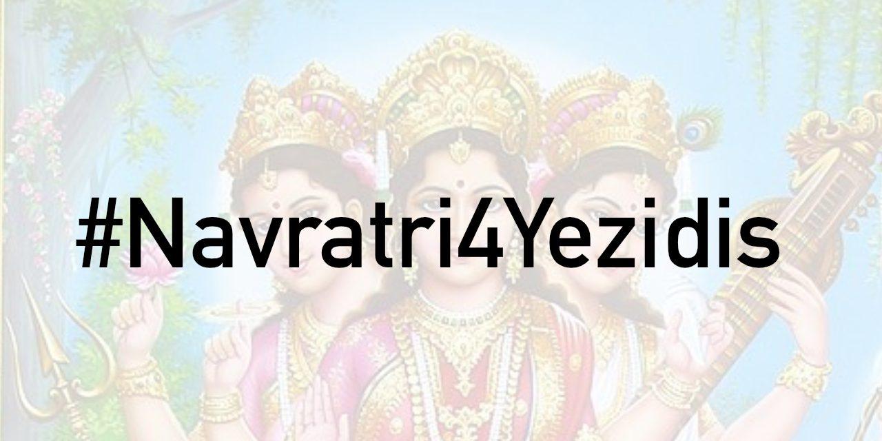Negen Hindoe vrouwen belichten het leed van de Yezidi's